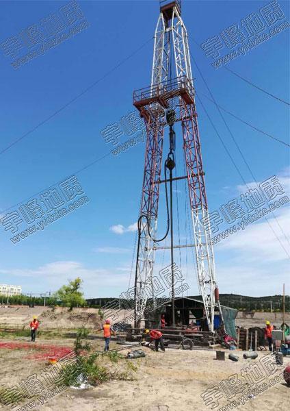 内蒙古乌兰浩特地热钻井工程